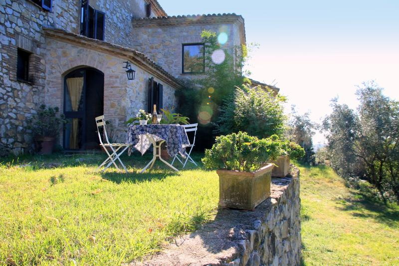 B&B Country House Colle Perrini, vacation rental in Casperia