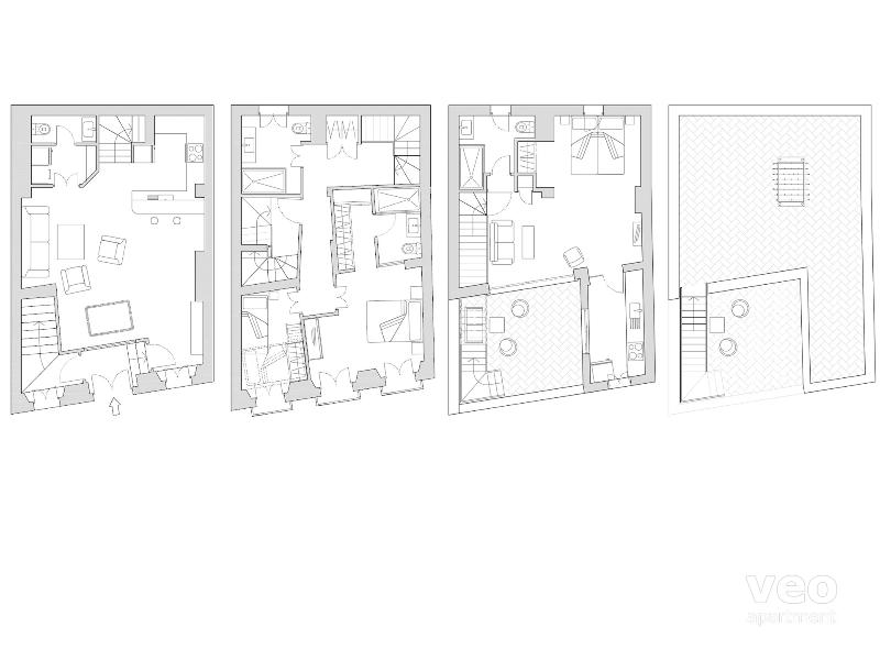 190 m² + 2 terraces