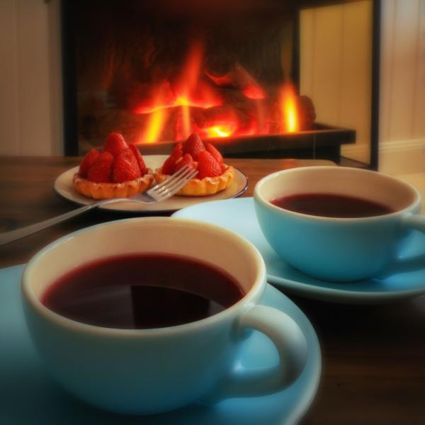 High Tea By the Fire