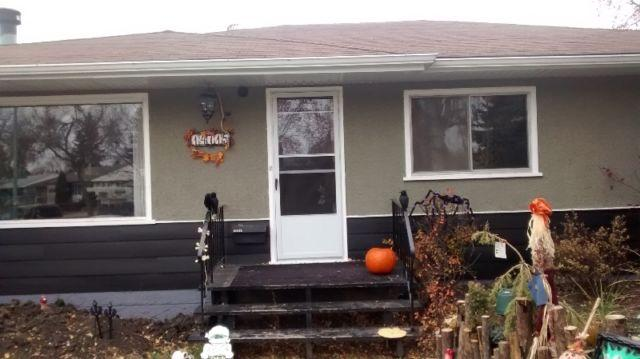 Bed and Breakfast - log bed experience, holiday rental in Spruce Grove