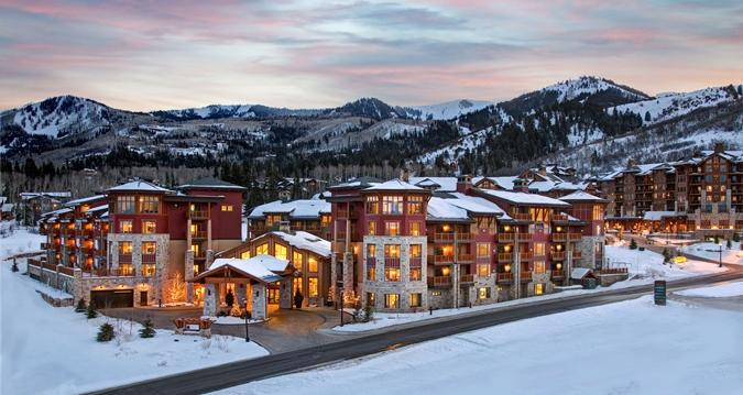 2/15/2020 to 2/22/2020 sky in and sky out at Hilton Sunrise Lodge in Park City, vacation rental in Park City