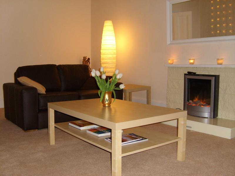 Spacious apartment in heart of historic Jedburgh, vacation rental in Jedburgh