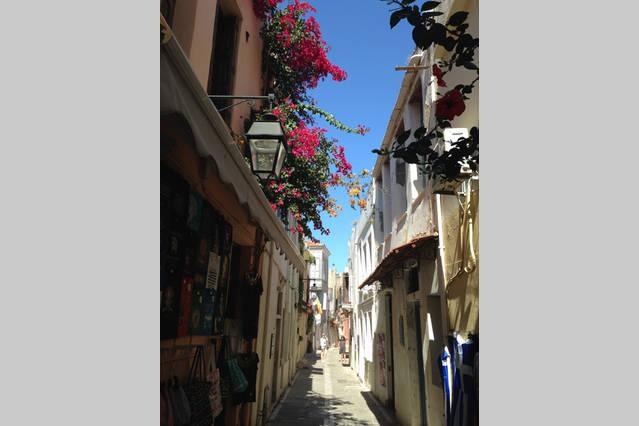 Day trip to the seaside town of Rethymno