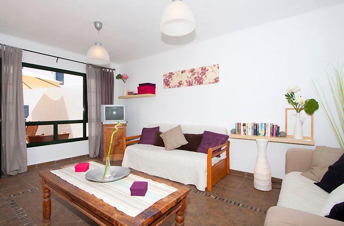 Lounge at Casa Lila