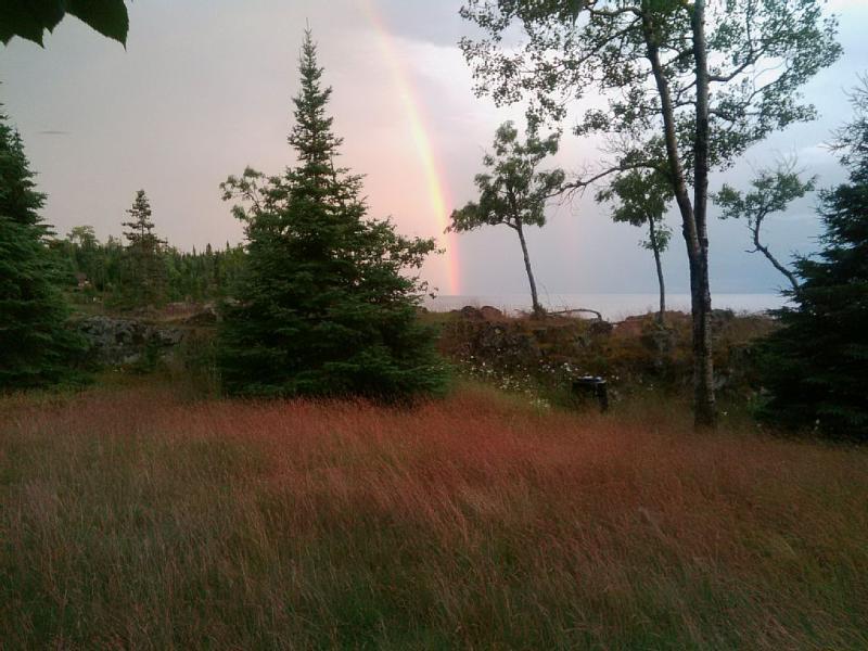¡arco iris!