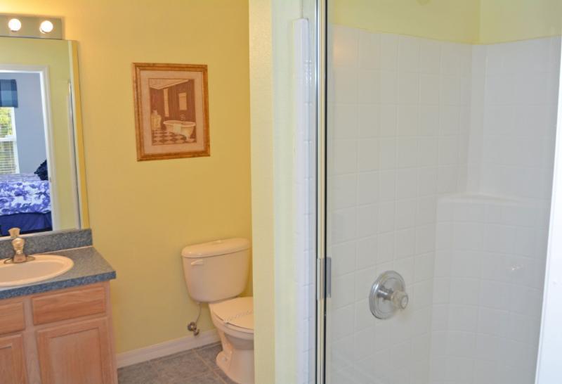 Master camera da letto 2 bagno con doccia