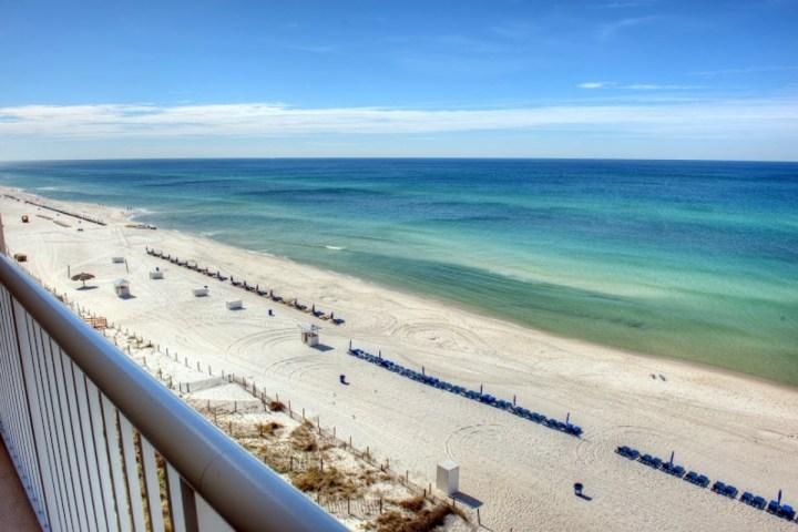 Beautiful view of the Gulf of Mexico