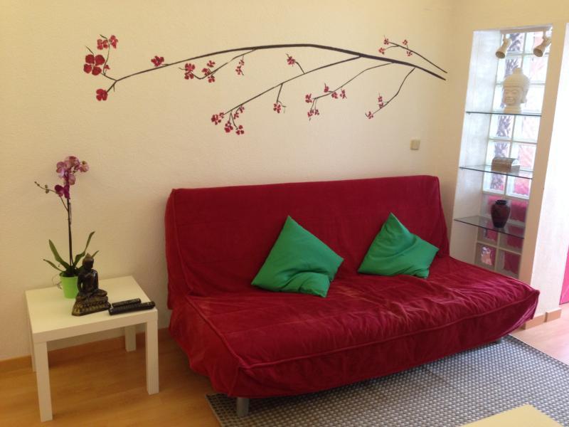 Sala de estar Zen