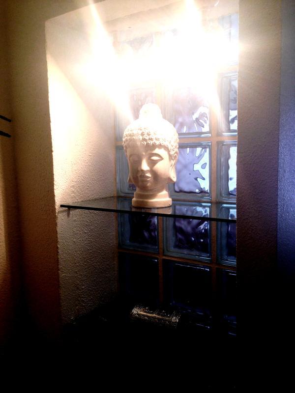 Pormenor decorativo Zen