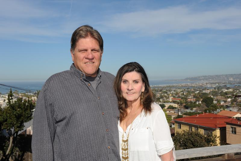 Your hosts, Carl & Vicki, stand ready to make your stay in our home a memorable time.  Contact us!!