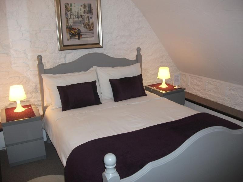 Family suite- double bedded room