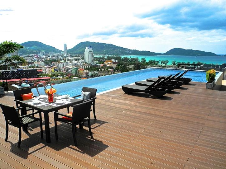 Amazing View Point in Patong !, holiday rental in Patong