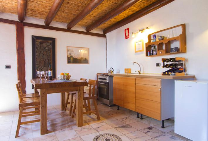 Eco Casita Kitchen