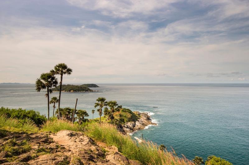 Promthep Cape Aussichtspunkt