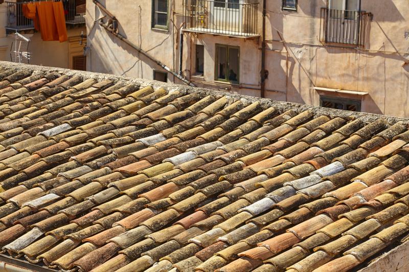 Typical 'coppo siciliano'