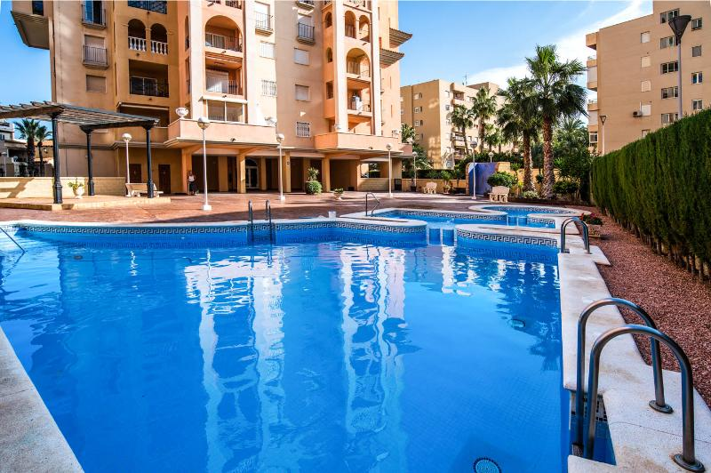 Las atalayas aldea del mar, vacation rental in Torrevieja