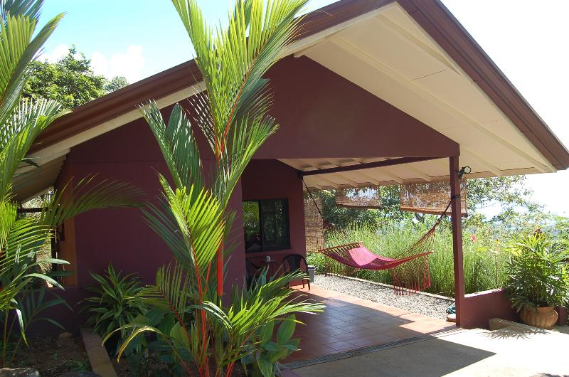 Casita at Bambu, location de vacances à Uvita