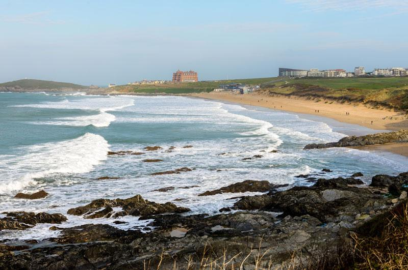ANOTHER STUNNING VIEW OF FISTRAL BEACH 150 METRES AWAY FROM FISTRAL PALMS 2