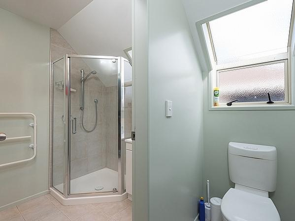 bagno al piano superiore