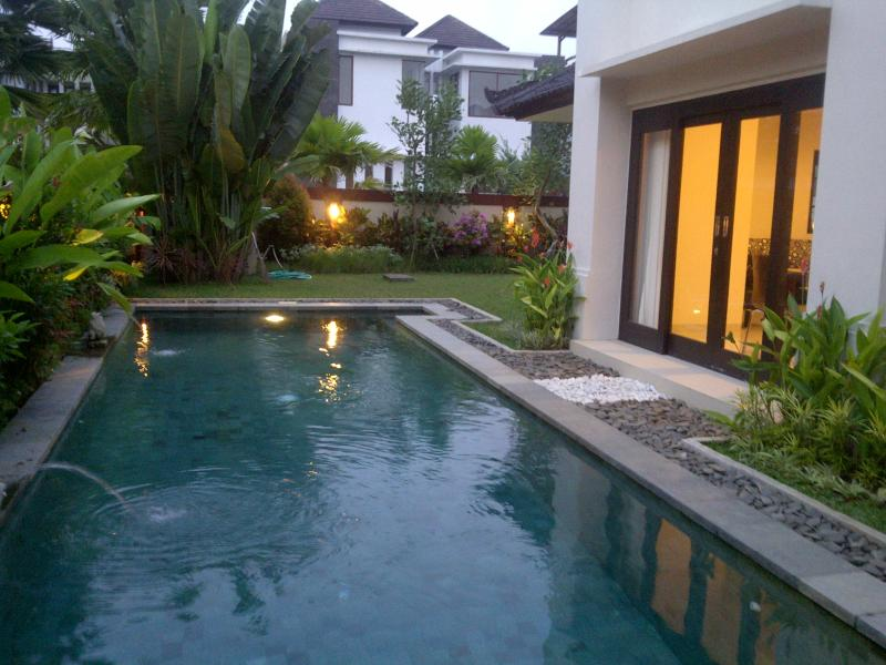 2 bed private villa