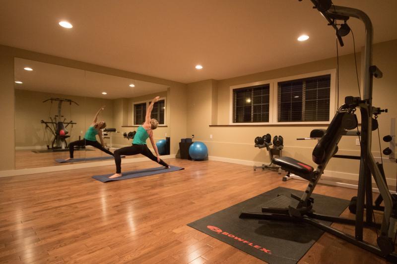 Gym & Yoga Studio