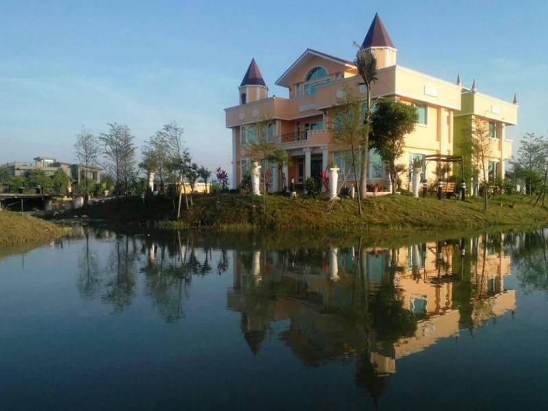 Yilan County  Wujie Township Deluxe suite room, Ferienwohnung in Luodong
