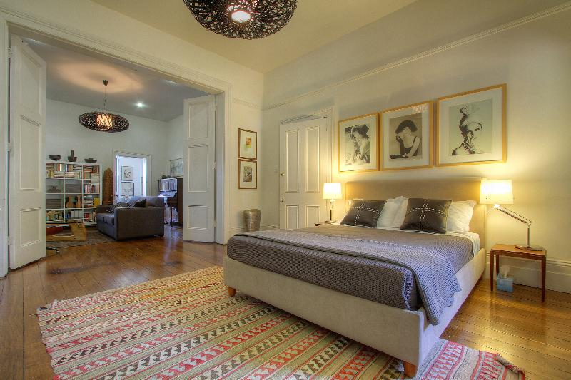 Downstairs suite
