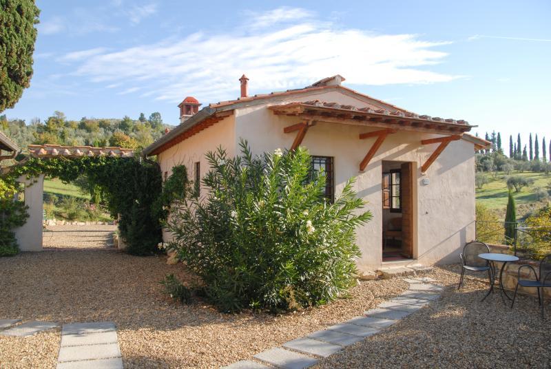 Casa T2, location de vacances à Bagno a Ripoli