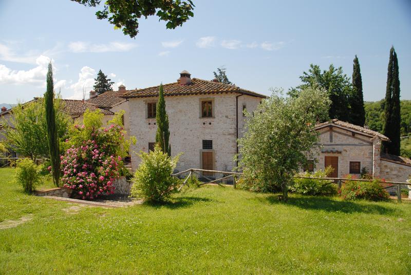 Agriturismo  Borgo Bottaia appartamento T4/5-1, location de vacances à Bagno a Ripoli