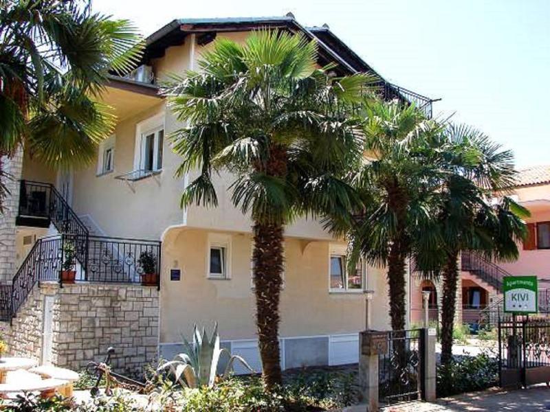 Apartments KIVI Novigrad, alquiler de vacaciones en Novigrad