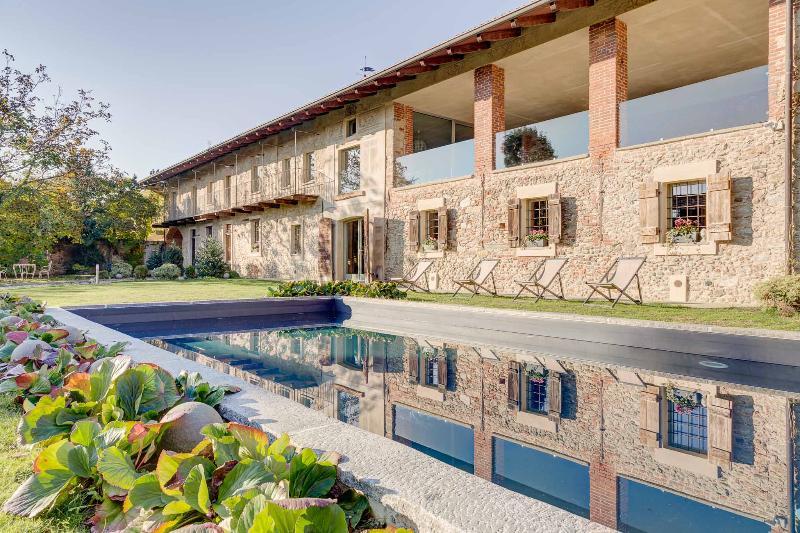 B&B La casa delle grottesche, vacation rental in Prarostino