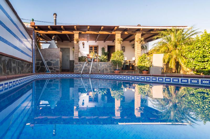 cortijo porroncico, holiday rental in Nerja
