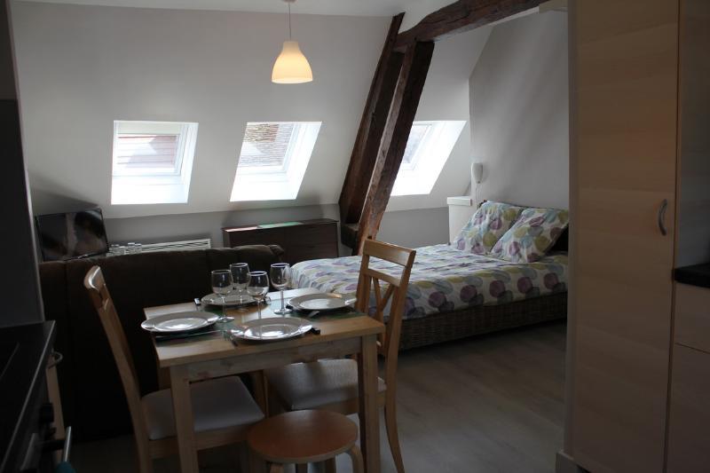 Azeca meublés de tourisme et professionels, holiday rental in Foucheres