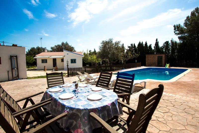 Belinda La Juncosa Reg 4 - Ref 561.4, holiday rental in Figuerola del Camp