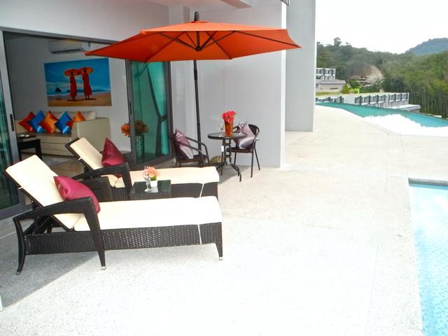 Natural Atmosphere in Patong !, holiday rental in Patong