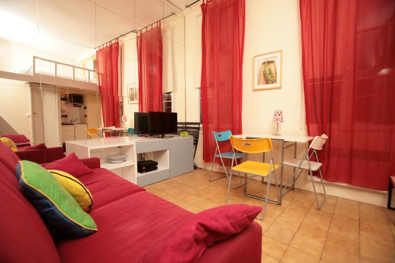 Petit Marais Studio (232), location de vacances à Paris