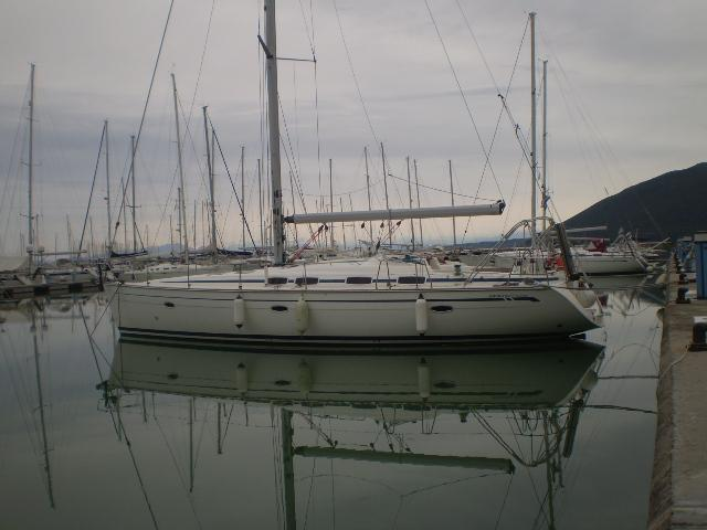 Bavaria 47 Cruiser, 2009 with 4 cabins and 2 WC.