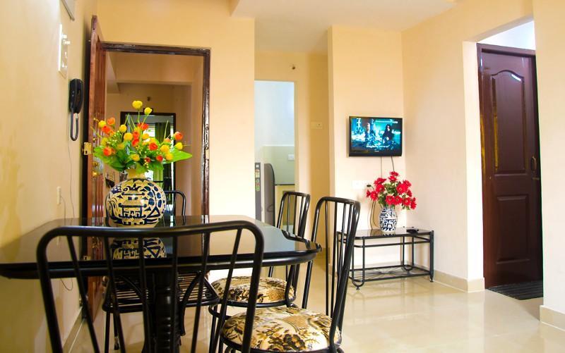 TripThrill Vilanova Holidays 2 BHK Apartment - 3, holiday rental in Margao