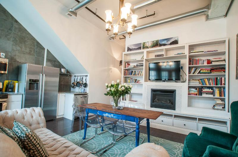 Dream Loft -Central Location, location de vacances à District de Columbia