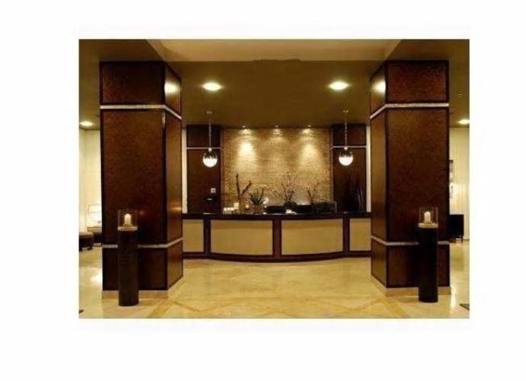 24hs front desk and security