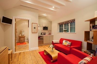 Kitchen/sitting room