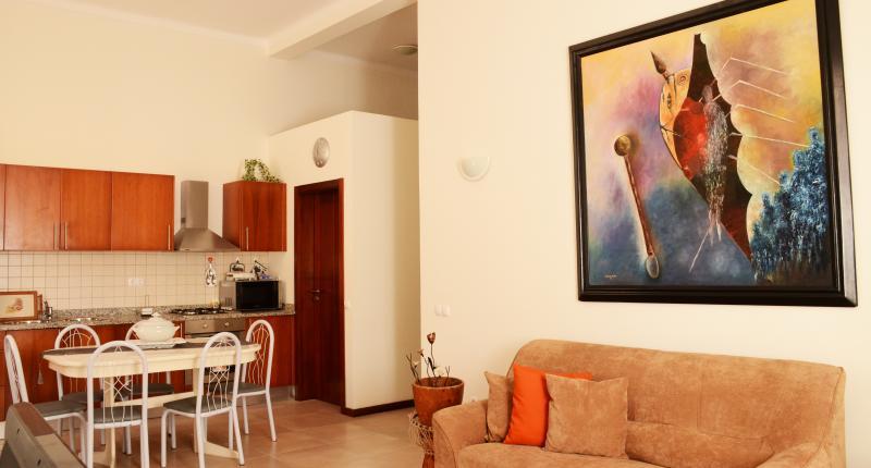 Great Central Apartment in Mindelo, vacation rental in Porto Novo
