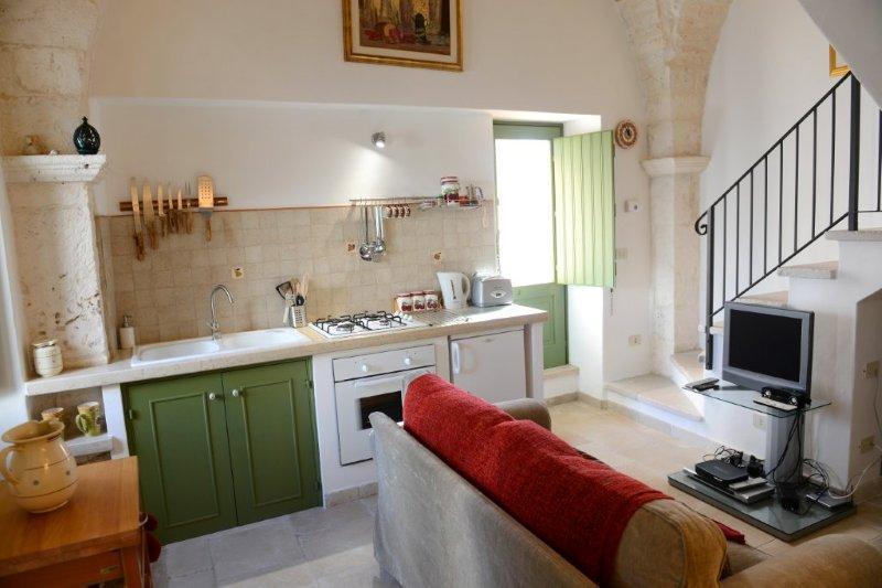 Casa Caterina, holiday rental in Tanzarella