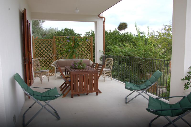 Casa del Gelso, holiday rental in Messina