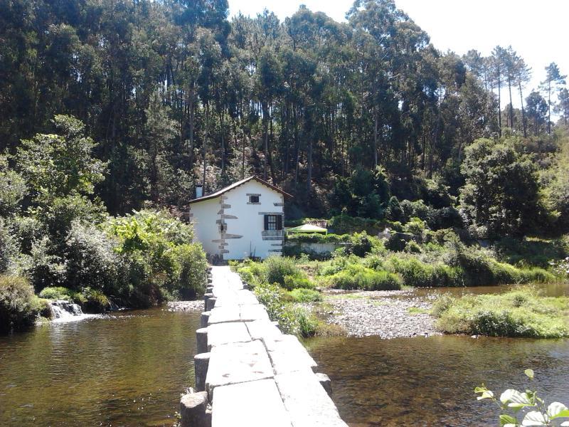 Les environs de la maison blanche moulin à eau