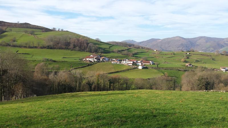 Gorostapolo district (Erratzu, Baztan)