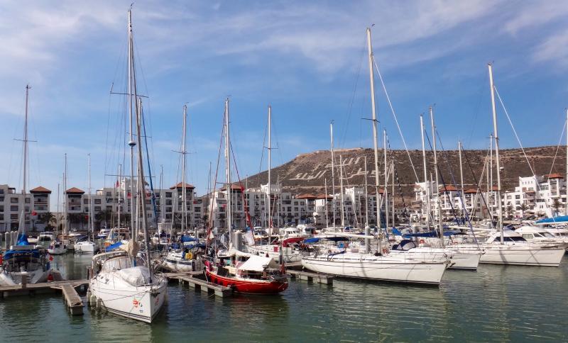 Agadir Marina 2.5 km