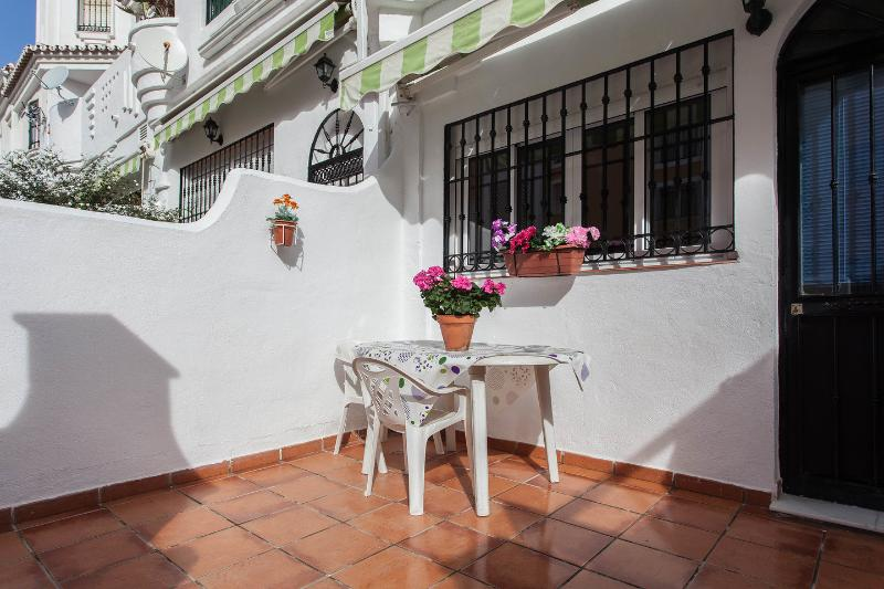 Great apartment with BBQ and near the sea, vacation rental in Arroyo de la Miel