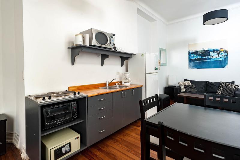 Keuken / eetkamer