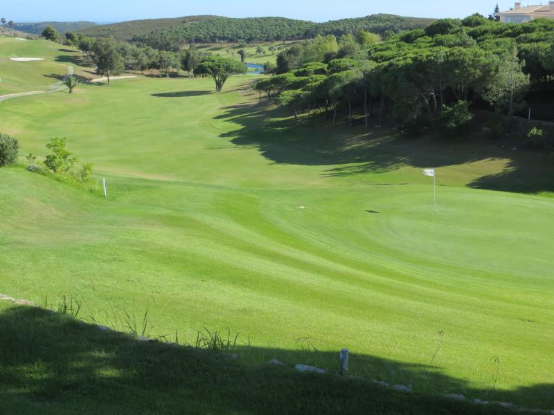 campo de golf Parque da Floresta es sólo uno de los cuatro cursos de cerca por